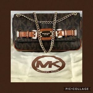 Michael Kors Limited Ed. Chainlink Crossbody Bag